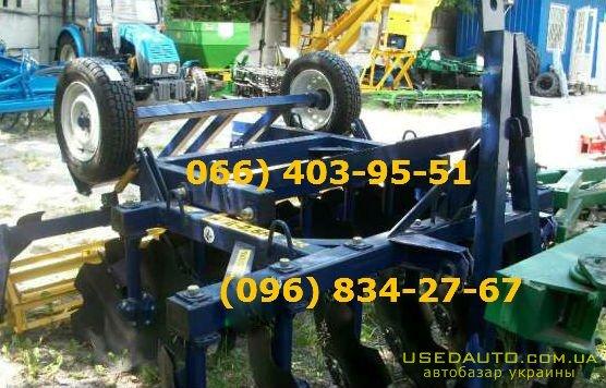 Продажа прицепные и навесные   АГД диско  , Сельскохозяйственный трактор, фото #1