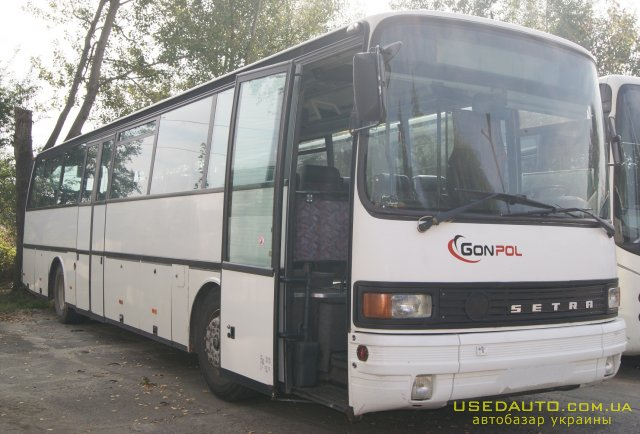 Продажа SETRA 215 RL разборка , Междугородный автобус, фото #1