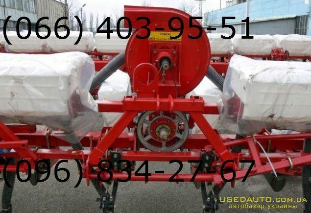 Продажа Сеялка СУПН 6 вентиляторная(ВОМ)  , Сельскохозяйственный трактор, фото #1