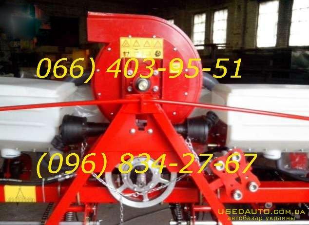 Продажа Сеялка СУПН-8 новые СУПН 6  , Сельскохозяйственный трактор, фото #1
