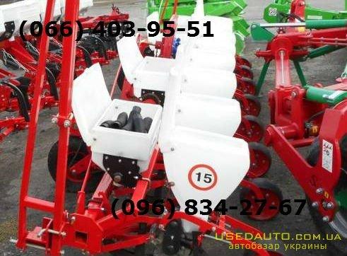 Продажа Сеялка СУПН-8 (ВОМ) модернизиров  , Сельскохозяйственный трактор, фото #1