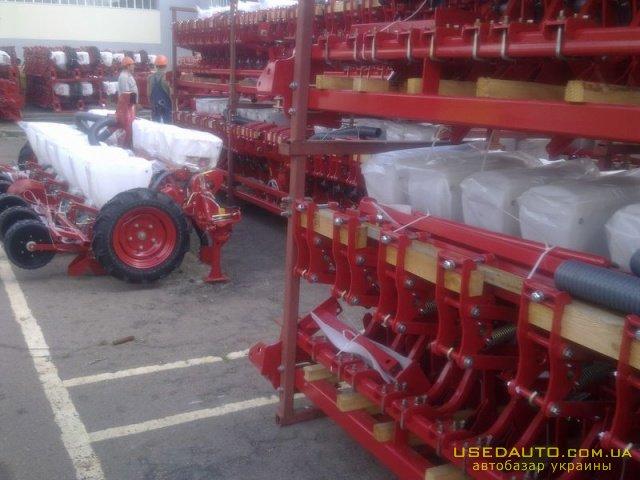 Продажа сеялка веста 8 упс 8 червона зир  , Сельскохозяйственный трактор, фото #1