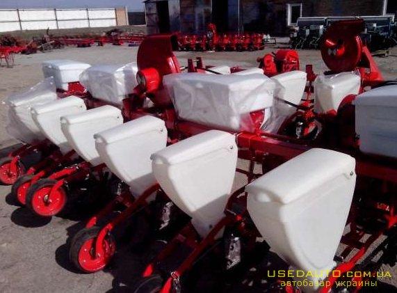 Продажа Сівалка СУПН- 6 модернізована…  , Сельскохозяйственный трактор, фото #1