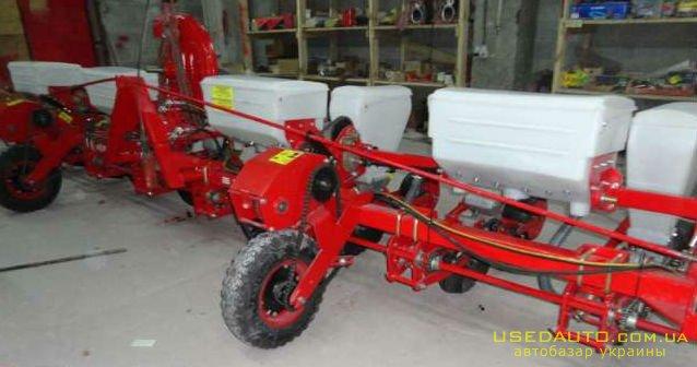 Продажа Универсальная пневматическая сея  , Сельскохозяйственный трактор, фото #1