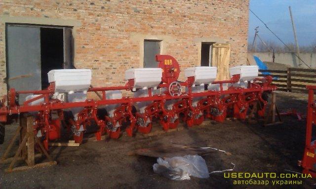Продажа универсальная сеялка СУПН-8, УПС  , Сельскохозяйственный трактор, фото #1