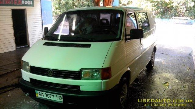 Продажа VOLKSWAGEN т-4 (ФОЛЬКСВАГЕН), Грузопассажирский микроавтобус, фото #1