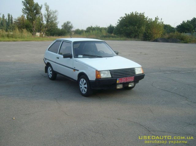 Продажа ЗАЗ 1102 , Седан, фото #1