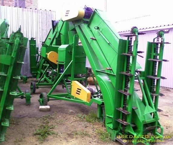 Продажа зернометатель ЗМ 60 новый  , Сельскохозяйственный трактор, фото #1