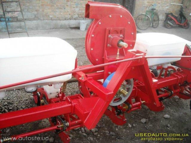 Продажа  СівалкА универсальнА СУПН- 6.  , Сельскохозяйственный трактор, фото #1