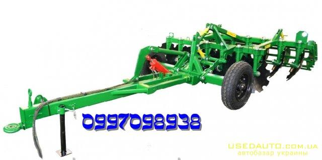 Продажа Борона ДАН-П 2,1 прицепная  , Сельскохозяйственный трактор, фото #1