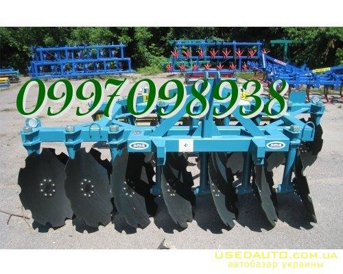 Продажа Борона СТЕП 2,2  , Сельскохозяйственный трактор, фото #1