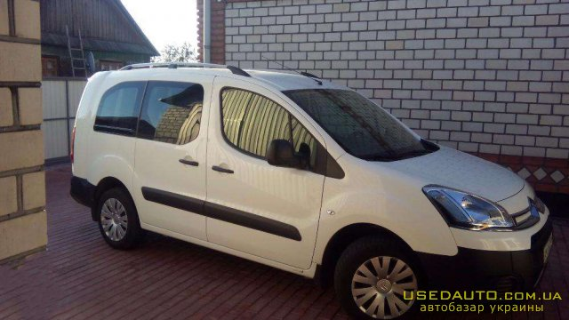 Продажа CITROEN Berlingo Maxi long 2014 , Минивен, фото #1