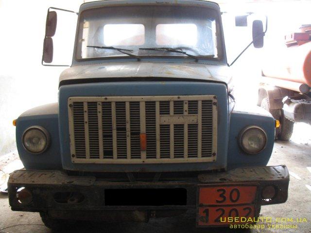 Продажа ГАЗ 3307 , Грузовик - бензовоз, фото #1
