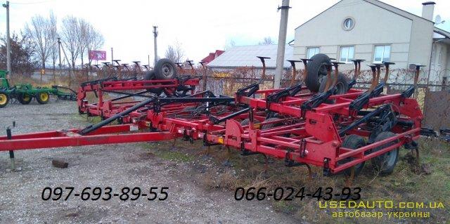Продажа Культиватор  CASE TIGER MATE II   , Сельскохозяйственный трактор, фото #1