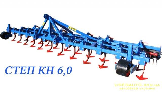 Продажа Культиватор СТЕП КН 6,0  , Сельскохозяйственный трактор, фото #1