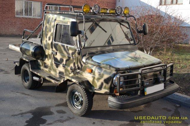 Продажа ЛУАЗ 969 , Пикап, фото #1