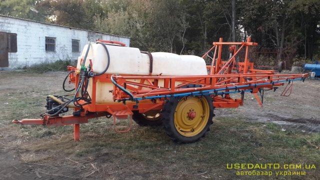 Продажа ОП 2000 , Распылитель сельскохозяйственный, фото #1