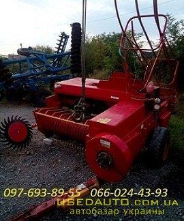 Продажа Пресс-подборщик FAMAROL Z 511   , Сеялка сельскохозяйственная, фото #1