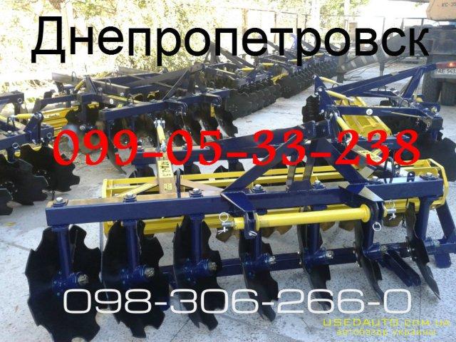 Продажа прицепная борона АГД - 2.5Н  , Сеялка сельскохозяйственная, фото #1