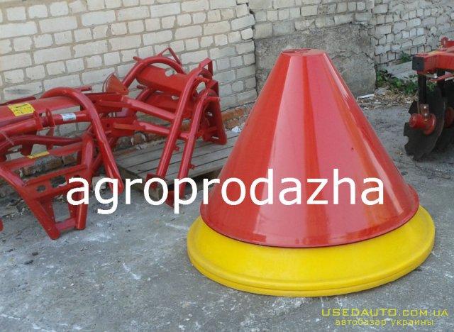 Продажа РАЗБРАСЫВАТЕЛЬ JAR-MET 500 КГ  , Сеялка сельскохозяйственная, фото #1