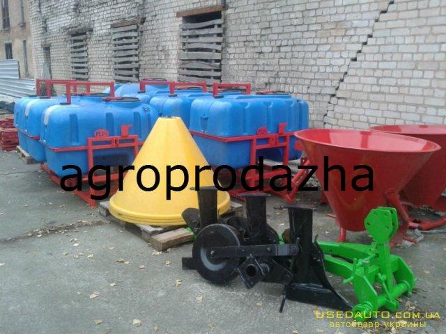 Продажа РАЗБРАСЫВАТЕЛЬ JAR-MET 500 КГ.-  , Сеялка сельскохозяйственная, фото #1