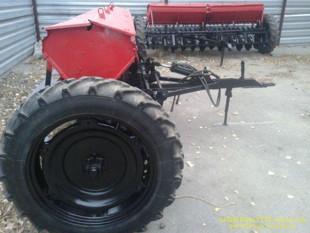 Продажа СЕЯЛКИ СЗ-3,6 ВОСТАНОВЛЕННЫЕ  , Сельскохозяйственный трактор, фото #1