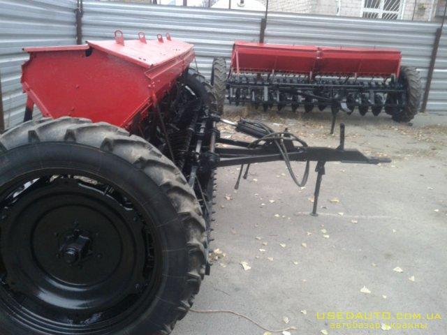 Продажа СЕЯЛКИ СЗ-3,6 ВОСТАНОВЛЕННЫЕ..  , Сельскохозяйственный трактор, фото #1