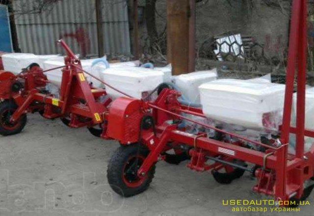 Продажа СпЕціальни модЕрнізовани сівалки  , Сельскохозяйственный трактор, фото #1
