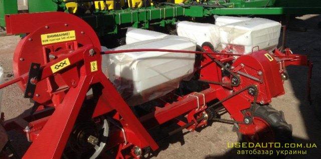 Продажа Сівалка СУПН 8- (пунктирного пос  , Сельскохозяйственный трактор, фото #1