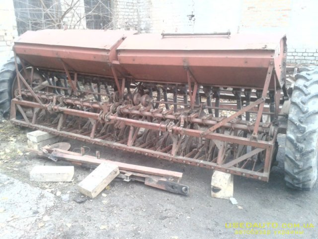 Продажа Требует ремонта СЕЯЛКА СЗ Б/У СЕ  , Сельскохозяйственный трактор, фото #1
