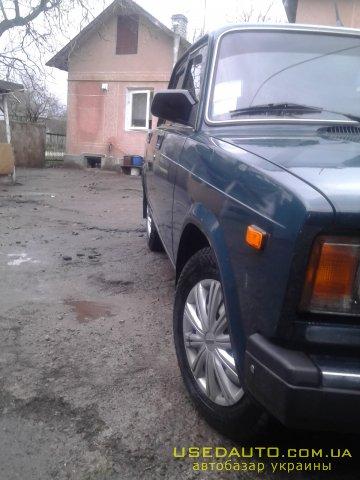 Продажа ВАЗ 2107 , Седан, фото #1