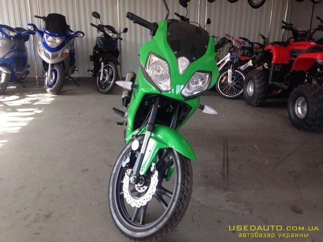 Продажа VIPER  VM 200-10 , Спортбайк, фото #1