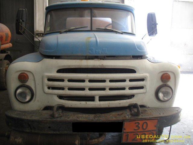 Продажа ЗИЛ 431412 , Грузовик - бензовоз, фото #1