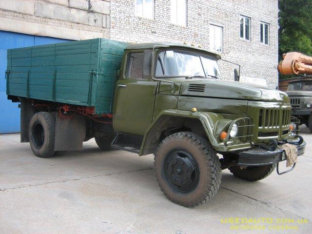 Продажа ЗИЛ ЗИЛ 130 , Бортовой грузовик, фото #1