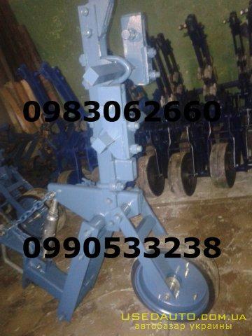Продажа  СЕКЦИИ КУЛЬТИВАТОРА КРН-РАЗНЫЕ!  , Сельскохозяйственный трактор, фото #1