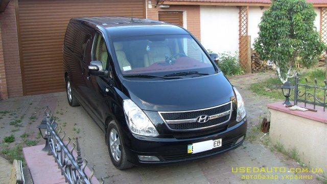 Продажа HYUNDAI Starex GRAND HVX (ХУНДАЙ), Пассажирский микроавтобус, фото #1