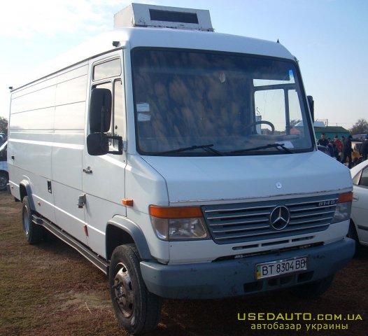 Продажа MERCEDES-BENZ Vario , Грузовой микроавтобус, фото #1