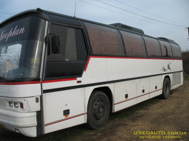 Продажа NEOPLAN N 214 , Туристический автобус, фото #1