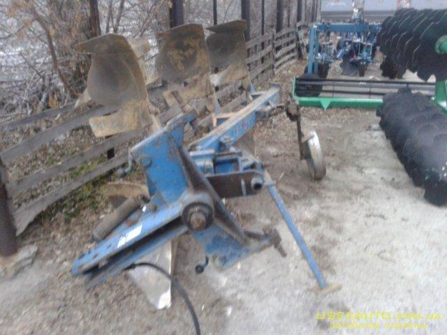 Продажа Плуг б.у RABE WERK 3-х корпусный  , Сельскохозяйственный трактор, фото #1