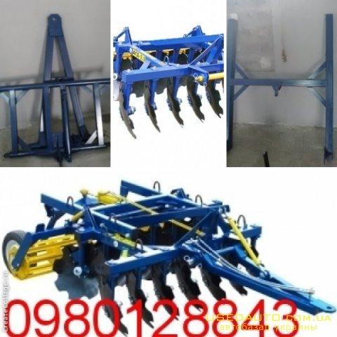 Продажа Прицепное устройство для АГД  , Сельскохозяйственный трактор, фото #1