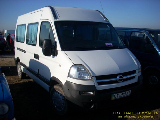 Продажа RENAULT Мастер (РЕНО), Пассажирский микроавтобус, фото #1