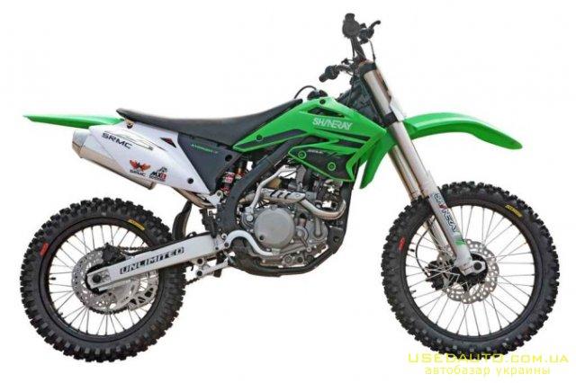 Продажа SHINERAY XY 250GY-7 (X6) , Кроссовй мотоцикл, фото #1
