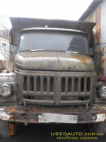 Продажа ЗИЛ ММЗ 554 , Самосвальный грузовик, фото #1