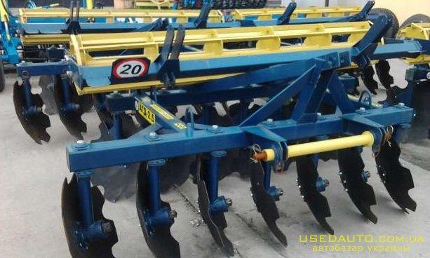 Продажа АГД борони, продам.  , Сельскохозяйственный трактор, фото #1