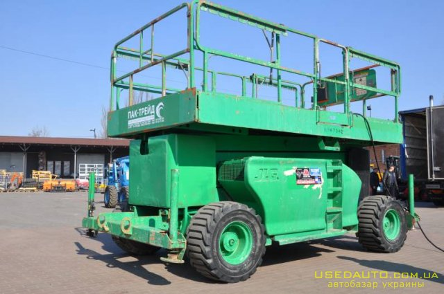 Продажа JLG 4394RT Scissor Lift , , фото #1