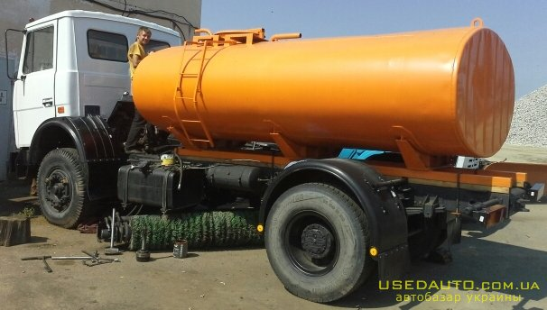 Продажа МАЗ 533702 , Коммунальная техника, фото #1