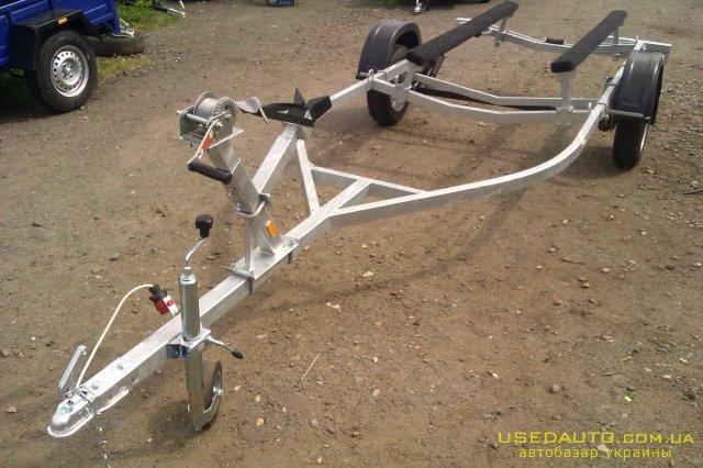Продажа НПП-Палыч 8904 Лодочный , Цельнометалический прицеп, фото #1