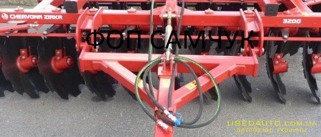 Продажа Продам борони Паллада, PALLADA,  , Сельскохозяйственный трактор, фото #1