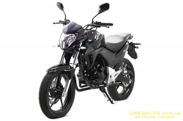 Продажа SOUL  Kano 200cc , Дорожный мотоцикл, фото #1