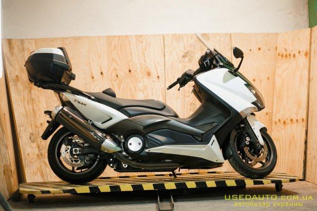 Продажа YAMAHA T-max-530 , Дорожный мотоцикл, фото #1